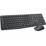 bezdrátový set Logitech Wireless Desktop MK235, CZ, 920-007933