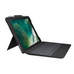 Logitech SLIM COMBO for iPad Pro 12.9 inch (1st and 2nd generation) - black, 920-008440