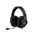 Náhlavní sada Logitech G PRO - gaming headset, 981-000721