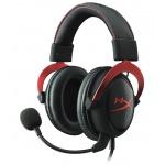 HyperX Cloud II - Pro herní headset červený, KHX-HSCP-RD