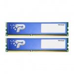 16GB DDR4-2400MHz  Patriot CL16, kit 2x8GB s chladičem, PSD416G2400KH