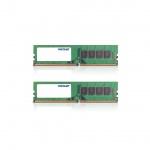 8GB DDR4-2133MHz  Patriot CL15, kit 2x4GB, PSD48G2133K