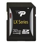 PATRIOT 32GB  SDHC Class 10, PSF32GSDHC10