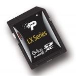 PATRIOT 64GB UHS-I SDXC, PSF64GSDXC10