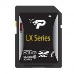 PATRIOT 256GB SDXC CL10 UHS-I 80MB/s, PSF256GSDXC10