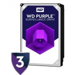 Western Digital HDD 8TB WD82PURZ Purple 256MB 7200rpm SATAIII, WD82PURZ