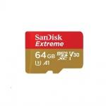 SanDisk Extreme microSDXC 64GB 160MB/s + adaptér, SDSQXA2-064G-GN6AA