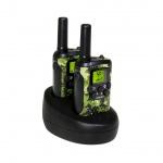 EVOLVEO FreeTalk XM2, sada 2 vysílaček s duální nabíjecí základnou, FT-XM2