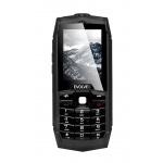 EVOLVEO StrongPhone Z1, vodotěsný odolný Dual SIM telefon, SGP-Z1-B