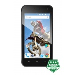 EVOLVEO StrongPhone G2, vodotěsný odolný Android Quad Core smartphone, SGP-G2-B