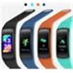 EVOLVEO FitBand B3, náhradní barevné pásky, 1x černá a 1x tyrkysová barva, FTD-B3-RS1