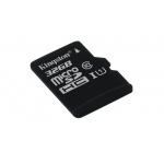 32GB microSDHC Kingston CL10 UHS-I 80R bez adap., SDCS/32GBSP