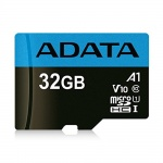ADATA MicroSDHC 32GB UHS-I Class10 A1 85/20MB/s, AUSDH32GUICL10A1-R