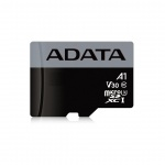 ADATA MicroSDHC 32GB U3 V30S až 95MB/s, AUSDH32GUI3V30S-R