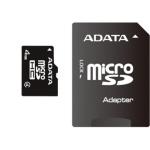 ADATA 4GB MicroSDHC Card+USB micro reader Class 4, AUSDH4GCL4-RM3BKBL