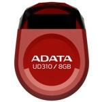 ADATA USB UD310 8GB red, AUD310-8G-RRD