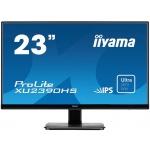 """23""""LCD iiyama XU2390HS - IPS, 5ms, 250cd/m2, FullHD, VGA, HDMI, DVI, repro, XU2390HS-B1"""
