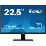 """23"""" iiyama XU2395WSU-B1 - IPS,1920x1200,4ms,250cd/m2, 1000:1,16:10,VGA,HDMI,DP,USB,repro., XU2395WSU-B1"""