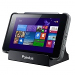 "X-Pos 7"" VariPad W1 -prům. tablet-chip/barcode- W10 IoT, VPAD-W1-CB"