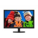 "22"" LED Philips 223V5LHSB2- FHD,HDMI, 223V5LHSB2/00"