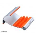AKASA - Leo - stojan pro tablet - oranžový, AK-NC054-OR
