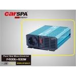 Měnič napětí Carspa P400U-122 12V/230V+USB 400W, čistá sinusovka, P400U-122