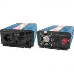 Měnič napětí Carspa P600-12, 12V/230V 600W čistá sínusovka, P600-122