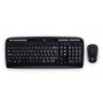 set Logitech Wireless Desktop MK330, US, 920-003989