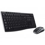 set Logitech Wireless Desktop MK270, CZ, 920-004527