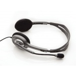náhlavní sada Logitech Stereo Headset H110, 981-000271