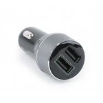 USB autonabíječka Gembird, 2xUSB,2,1A, Quick Ch., EG-U2QC3-CAR-01 - neoriginální