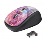 myš TRUST Yvi Wireless Mouse - dream catcher, 20252