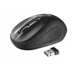 myš TRUST Primo Wireless Mouse - black, 20322