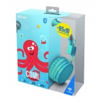 TRUST Comi Bluetooth Wireless Kids Headphones - blue, 23128
