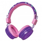 TRUST Comi Bluetooth Wireless Kids Headphones - purple, 23129