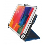 """TRUST Aexxo Universal Folio Case for 7-8"""" tablets - blue, 21203"""