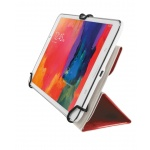 "TRUST Aexxo Universal Folio Case for 7-8"" tablets - red, 21204"