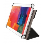 "TRUST Aexxo Universal Folio Case for 9.7"" tablets - black, 21069"