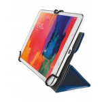 "TRUST Aexxo Universal Folio Case for 9.7"" tablets - blue, 21207"