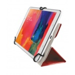 "TRUST Aexxo Universal Folio Case for 9.7"" tablets - red, 21208"