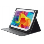 "TRUST Primo Folio Case with Stand for 10"" tablets - black, 20058"