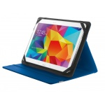 "TRUST Primo Folio Case with Stand for 10"" tablets - blue, 20315"