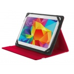 "TRUST Primo Folio Case with Stand for 10"" tablets - red, 20316"