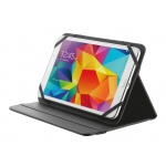 """TRUST Primo Folio Case with Stand for 7-8"""" tablets - black, 20057"""