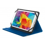 "TRUST Primo Folio Case with Stand for 7-8"" tablets - blue, 20313"
