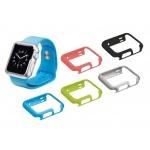 TRUST Pouzdra Slim Case pro Apple Watch 42mm  (5 kusů - 5 barev), 20979
