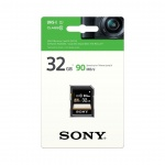 SONY SD karta SF32U, 32GB, class 10, až 90MB/s, SF32U