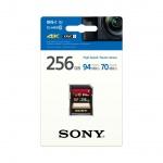 SONY SD karta SFG2UX2, 256GB,class 10,Expert94MB/s, SFG2UX2