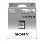 SONY SD karta SF32M, 32GB, class 10, až 260MB/s, pro 4K, SF32M