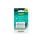 Sony NiMH AA nabíjecí baterie 2500mAh- 2ks, NH-AAB2GN